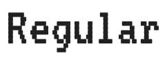 VT323 font from Google Fonts