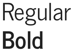 News Cycle font from Google Fonts