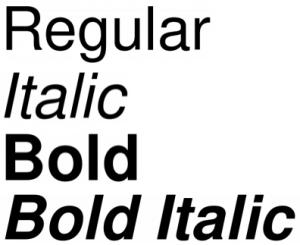 Nimbus Sans L font from FontSquirrel